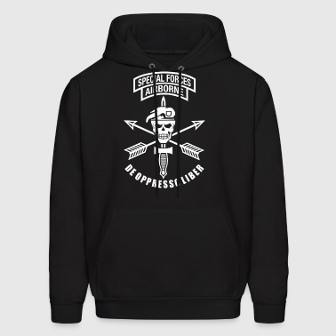 US Army Special Forces Airborne - Men's Hoodie