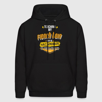Funny French Horn Player Gift - Men's Hoodie