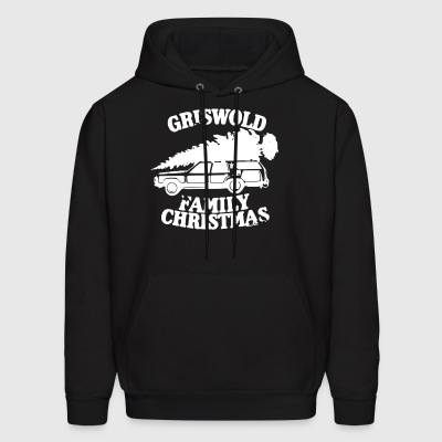 Griswold Family Christmas Vacation National - Men's Hoodie