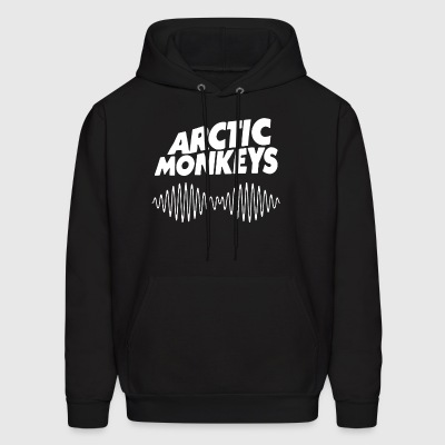 Arctic Monkeys kroq rock hipster indie - Men's Hoodie