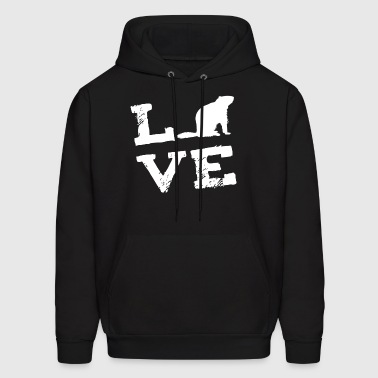 love groundhog day gift - Men's Hoodie