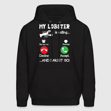 Lobster Tee Shirt - Men's Hoodie
