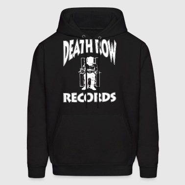 Death Row Records Dre Hip Hop Drake Snoop - Men's Hoodie