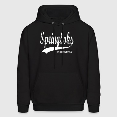 South Africa Springbok Retro Style Rugby T Shirts - Men's Hoodie