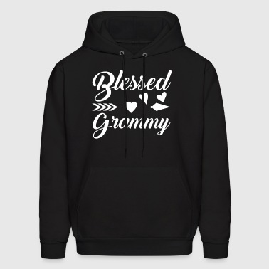 blessed grammy hipster t shirts - Men's Hoodie