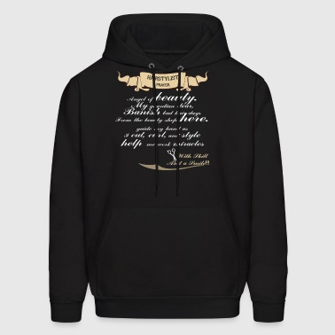 Hairstylist Prayer T Shirt - Men's Hoodie