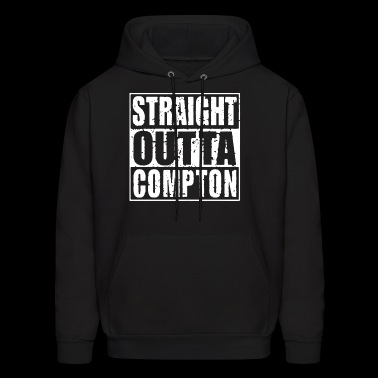 Straight Outta Compton California Colors Eazy E Nw - Men's Hoodie
