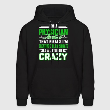 Physician Assistant Shirts - Men's Hoodie