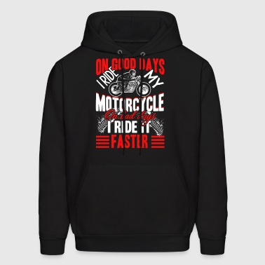 Motorcycle Shirts - Men's Hoodie