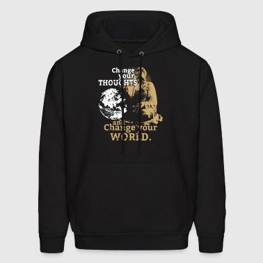Buddha World Shirt - Men's Hoodie
