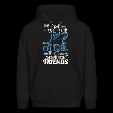 this girl cruise t shirts - Men's Hoodie