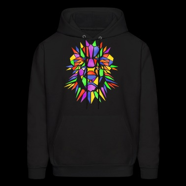 The Lion of Peace - Men's Hoodie