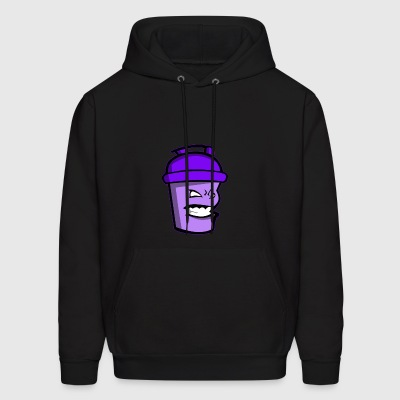 Protein playground shaker cup - Men's Hoodie