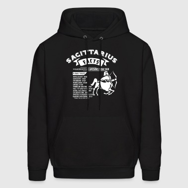 SAGITTARIUS FACTS - Men's Hoodie