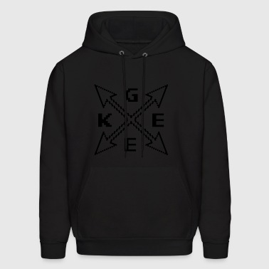 Geek Arrows T Shirt - Men's Hoodie