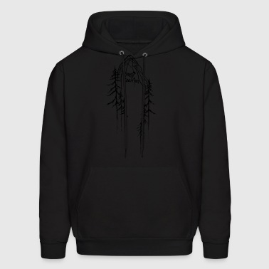 Alpine - Fungi Faction - Men's Hoodie