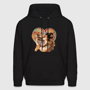 Love Devours All - Men's Hoodie