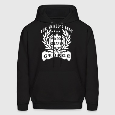 Window Cleaner - Men's Hoodie