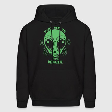 Take Me To Your Dealer - Men's Hoodie
