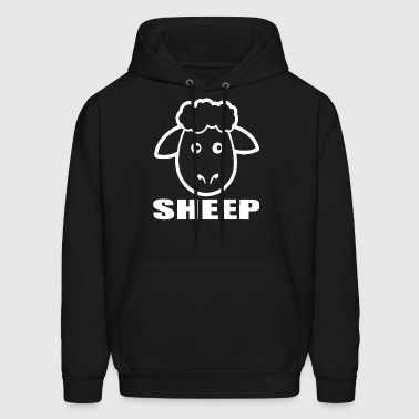 SHEEP - Men's Hoodie