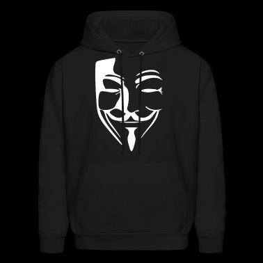 ANONYMOUS HACKER - Men's Hoodie