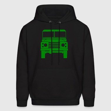 Defender Land Rover - Men's Hoodie