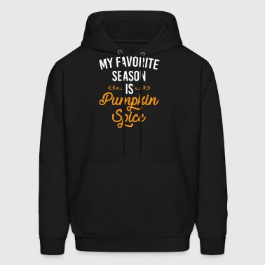 My Favorite Season Is Pumpkin Spice - Men's Hoodie