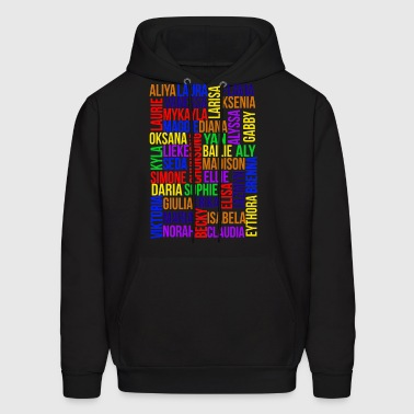 Elite Gymnasts - Men's Hoodie