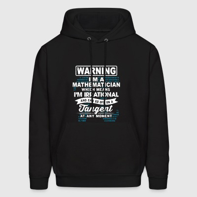 Mathematician Shirt - Men's Hoodie