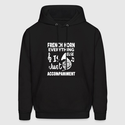 French Horn Shirt - Men's Hoodie