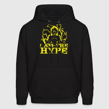 I AM THE HYPE - Men's Hoodie