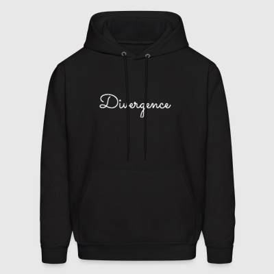 Divergence Merchandise Edition 4b White - Men's Hoodie