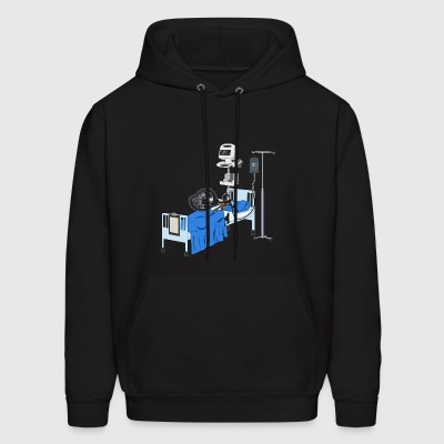 Hospitalised Downhill Bike - Men's Hoodie