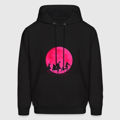 Akame Ga Kill Squad Knight Raid Wires Imperial - Men's Hoodie