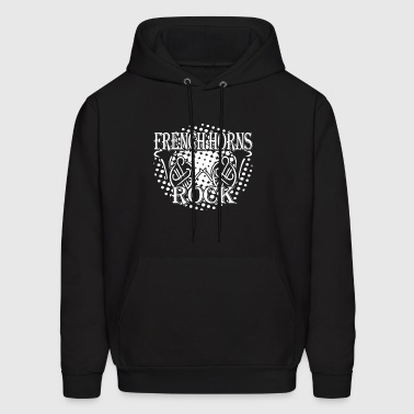 FRENCH HORNS SHIRT - Men's Hoodie