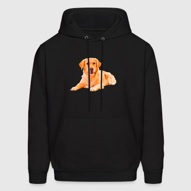 Golden Retriever Shirt - Men's Hoodie