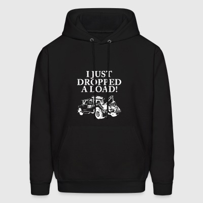 I Just Dropped A Load Tow Truck Driver Tshirt - Men's Hoodie