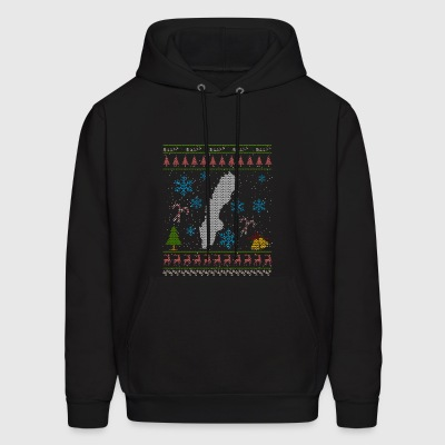 Sweden Christmas Ugly Shirt Swedish Christmas - Men's Hoodie