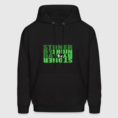 STONER BY DAY - Men's Hoodie