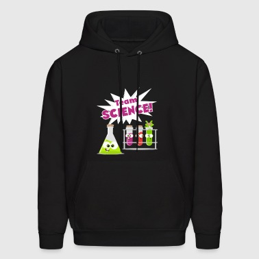 Team Science Shirt - Men's Hoodie