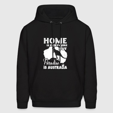 Paradise Is Australia Shirt - Men's Hoodie
