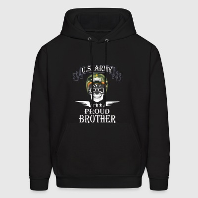 U.S. Army Proud Brother T Shirt, Veteran T Shirt - Men's Hoodie