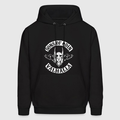 Sons of odin valhalla - Men's Hoodie