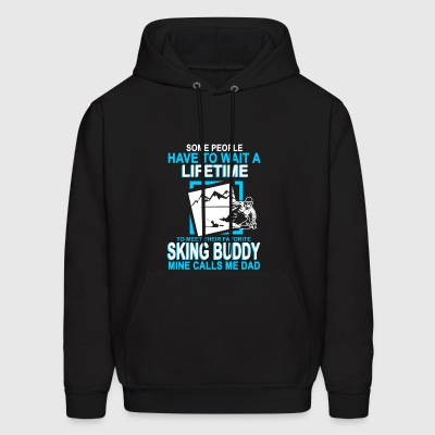 Some people have to wait a lifetime to meet their - Men's Hoodie
