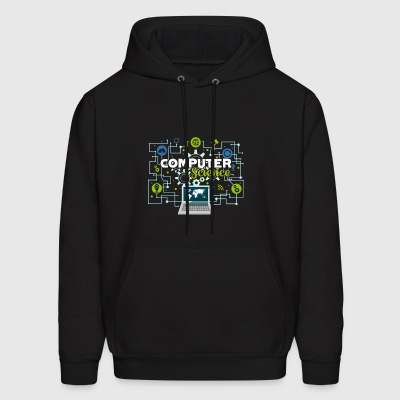 Computer Science T Shirt - Men's Hoodie