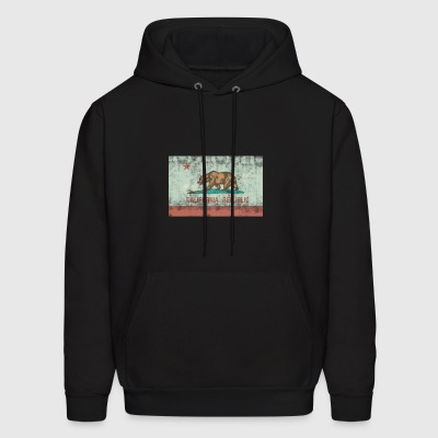 California Flag - Men's Hoodie