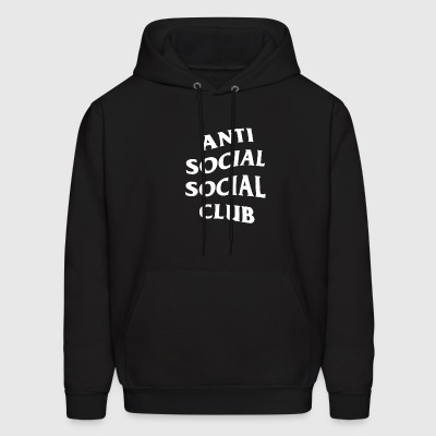 Anti Social Club - Men's Hoodie