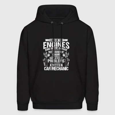 Car Mechanic/Mechanics/Lord/Engines/Gift/Present - Men's Hoodie