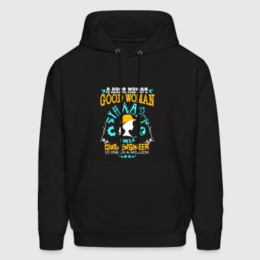 Civil Engineer Shirt - Men's Hoodie