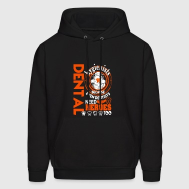 Dental Hygienists Shirt - Men's Hoodie